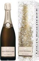 Louis Roederer Brut Premier Champagner im Geschenkkarton