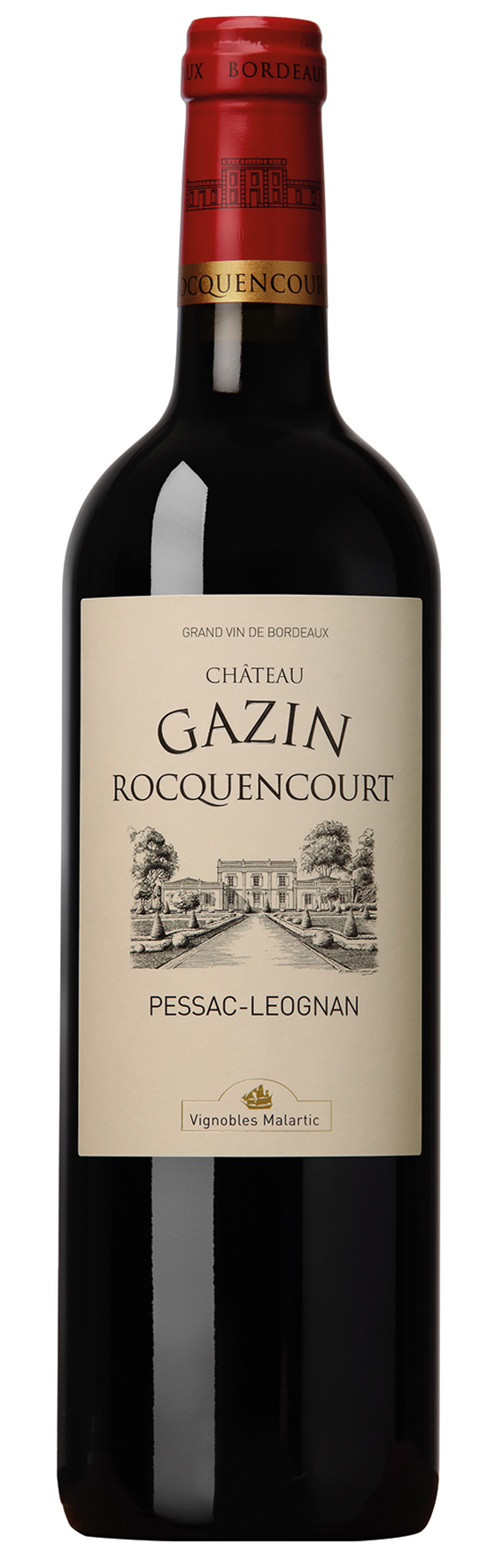 Chàteau Gazin Rocquencourt Rouge 2018
