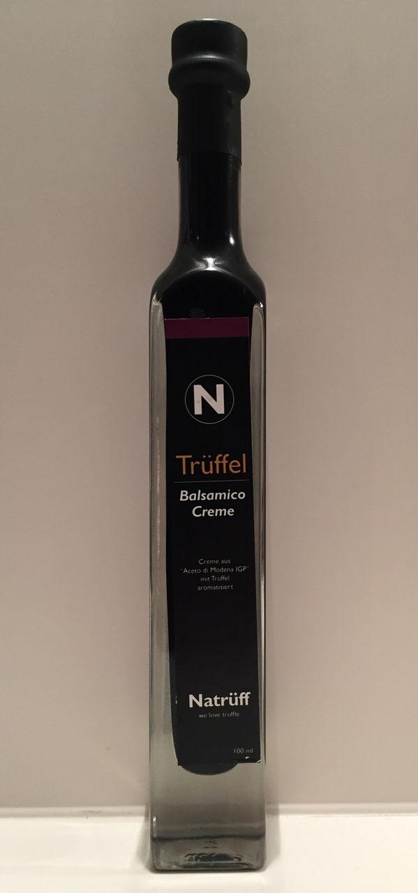 Trüffel- Balsamicocreme