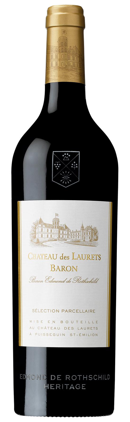 Chateau des Laurets Baron 2018