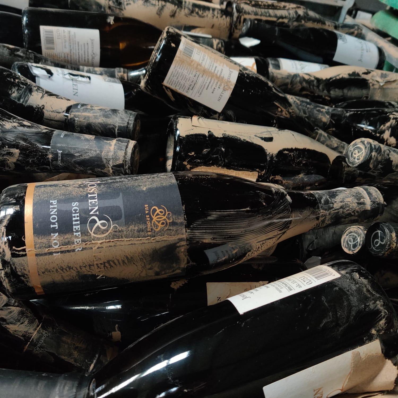 Muddy Wine Paket II- Marc Josten