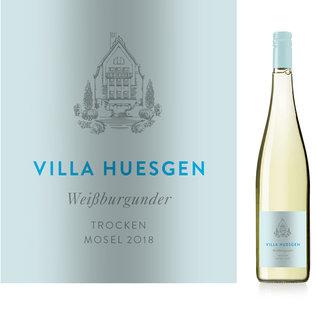 Villa Huesgen Weißburgunder 2019