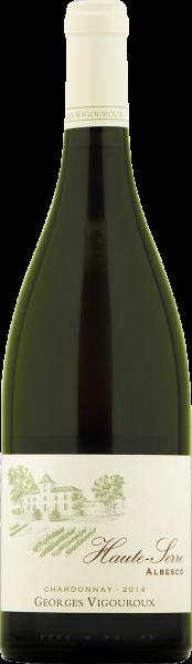 Chateau de Haute-Serre Albesco Chardonnay Cotes du Lot IGP 2018
