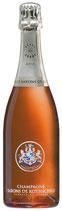 Barons de Rothschild Rosè Champagner