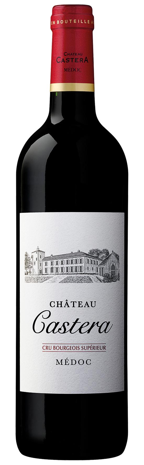Chateau Castera 2018
