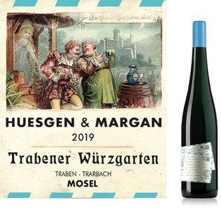 Villa Huesgen  & Margan Trabener Würzgarten Riesling 2020