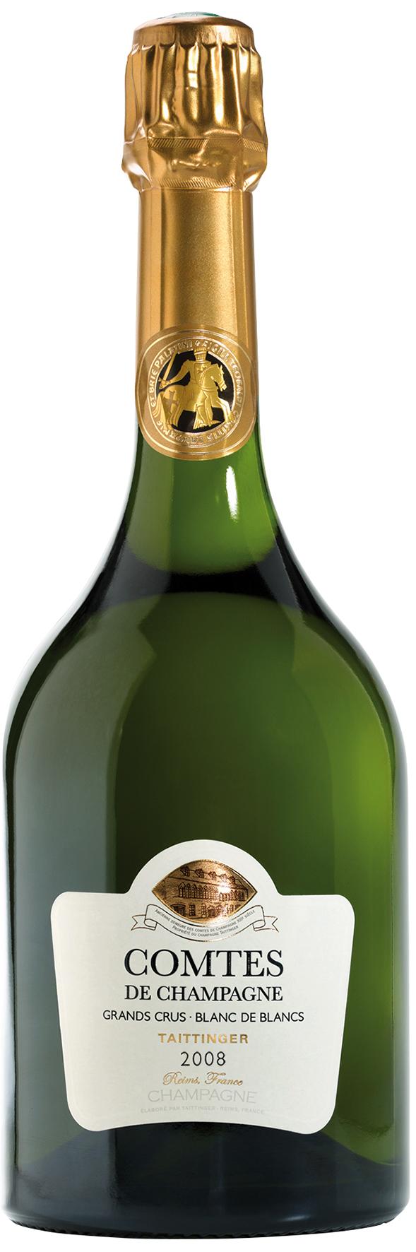 Comtes de Champagne Bland de Blanc 2008