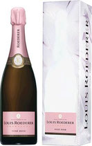 Louis Roederer Brut Rosè Vintage 2014 Champagner in Geschenkkarton